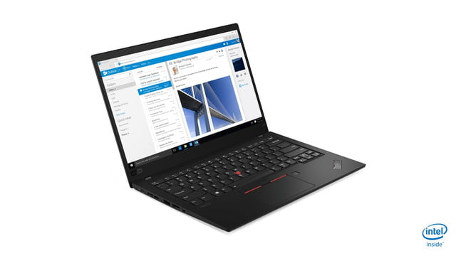 lenovo updated thinkpad x1 carbon yoga ces 2019 05 hero front facing right