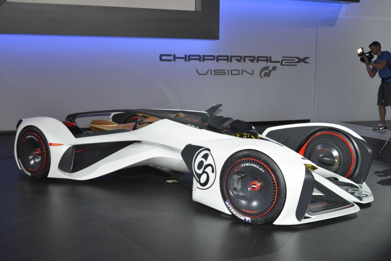 Chevy Chaparral 2X Vision GT Official Pictures And Specs