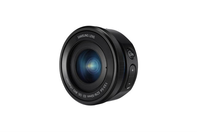 samsung unveils two 16 50mm lenses at ces 2014 f3 5 3 6 power zoom ed ois lens b 2