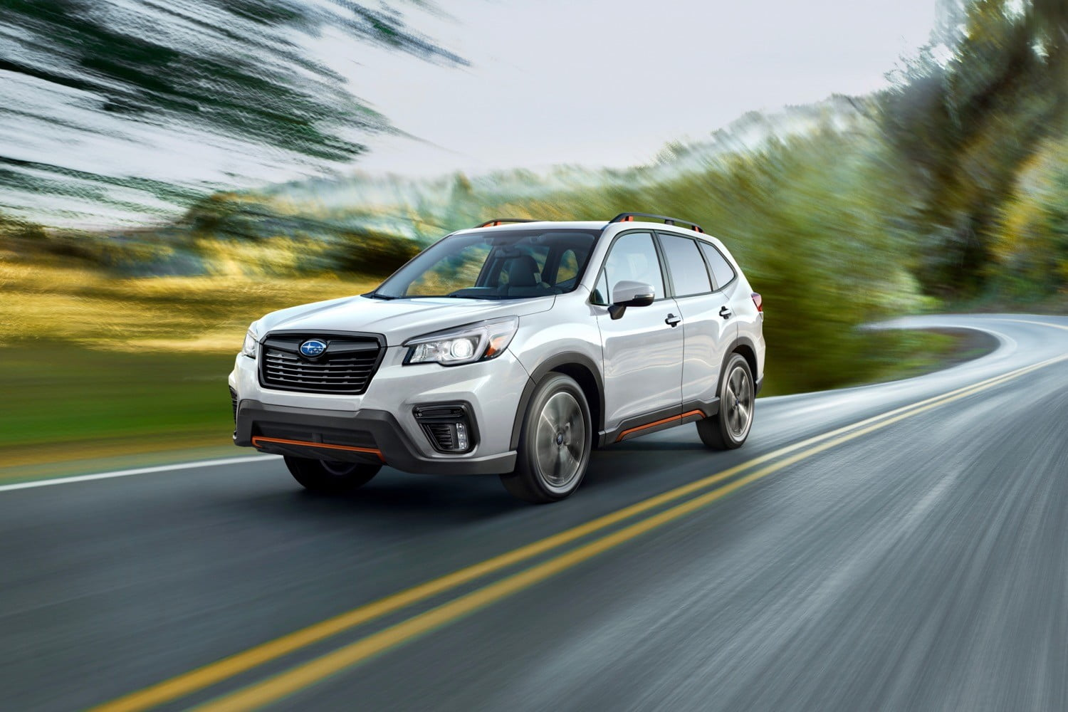 2019 subaru forester crossover priced starting at 25 270 digital trends. Black Bedroom Furniture Sets. Home Design Ideas