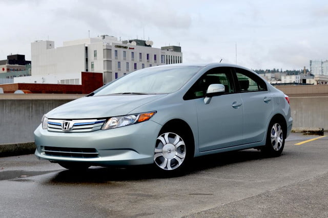 2017 Honda Civic Hybrid Review