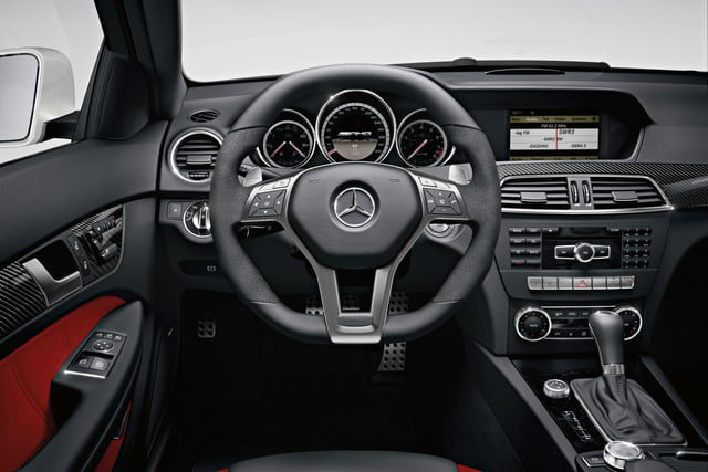 11 cars that will go extinct in 2016 2012 mercedes benz c63 amg coupe 12