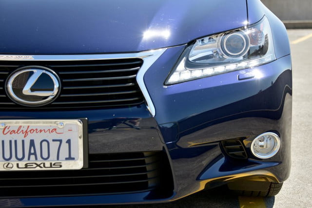 2013 lexus gs 350 review front grill headlights