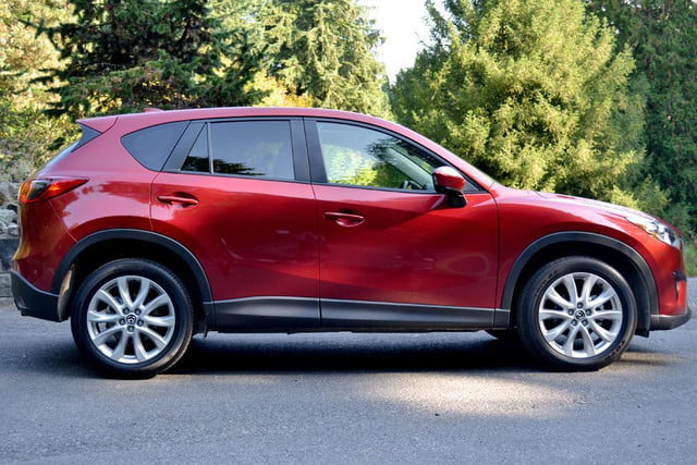 2013 mazda cx 5 review exterior right side