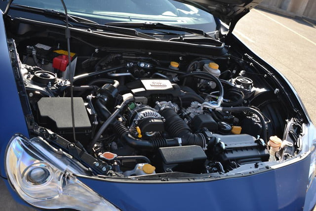2013 scion fr s review engine