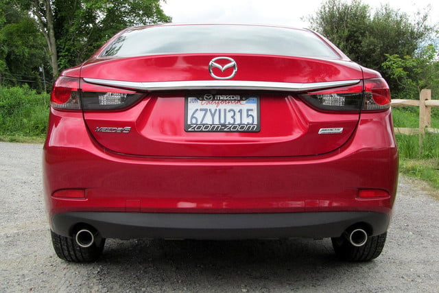 2014 mazda6 i touring review back