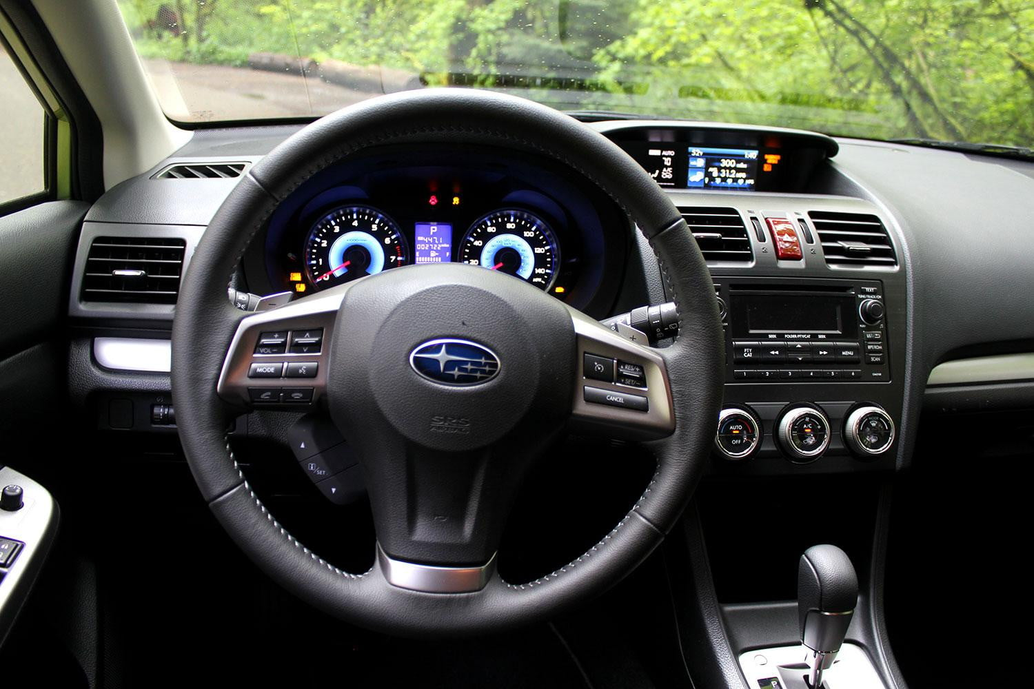 2014 subaru xv crosstek hybrid review digital trends. Black Bedroom Furniture Sets. Home Design Ideas