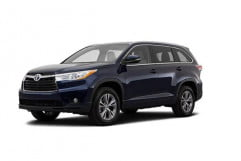 2014 Toyota Highlander XLE AWD review