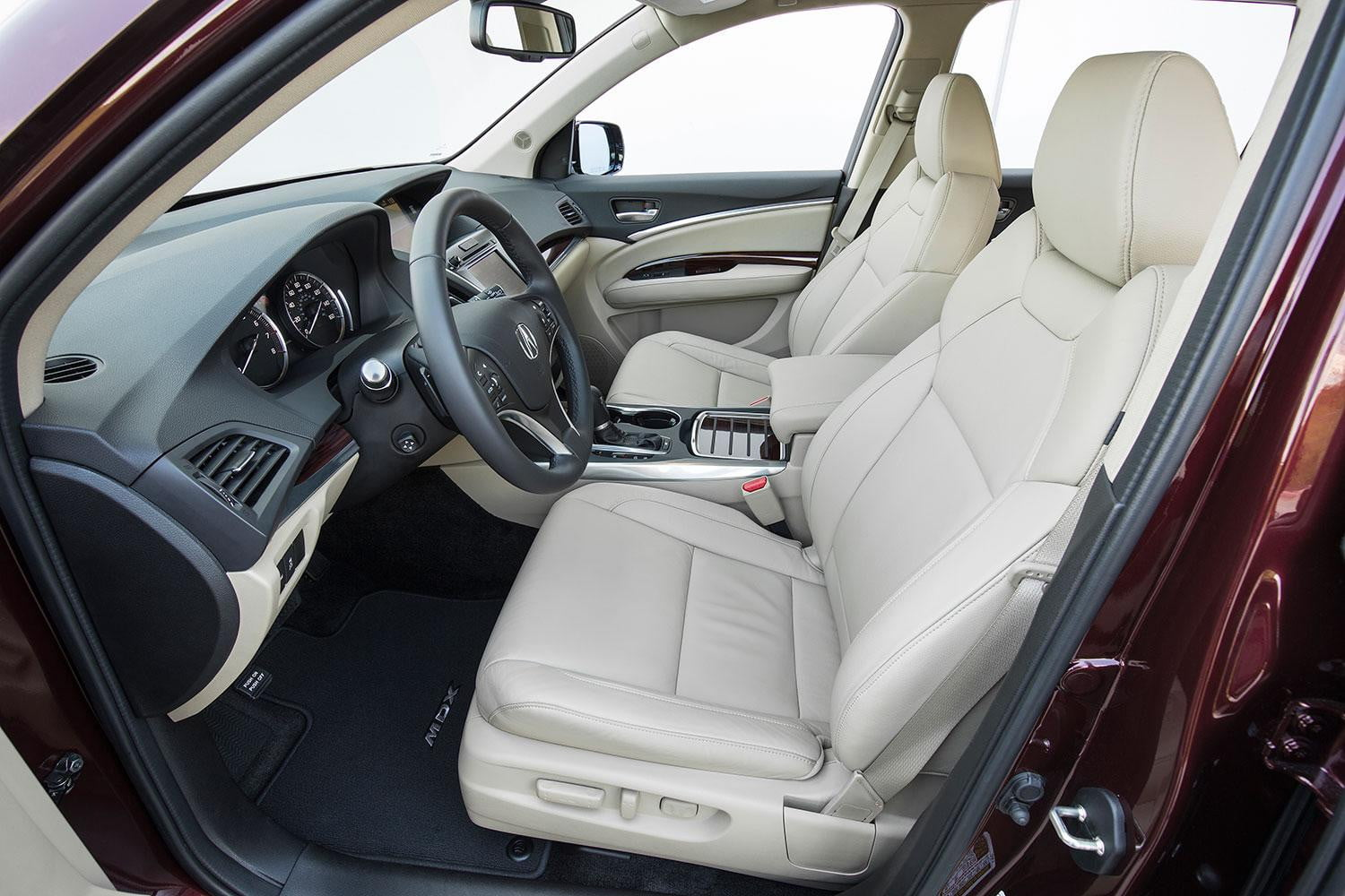 2015 acura mdx sh awd review digital trends. Black Bedroom Furniture Sets. Home Design Ideas