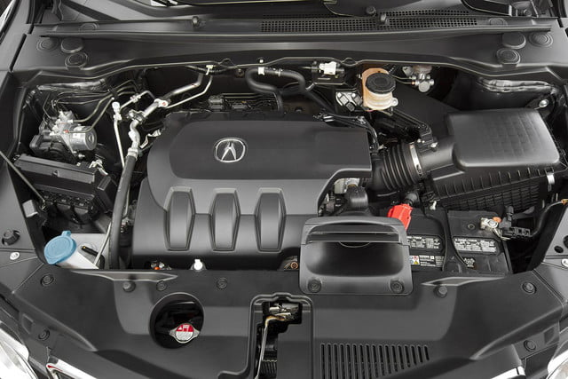 2015 Acura RDX first drive engine