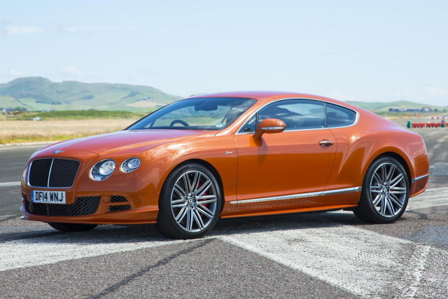 First drive: 2015 Bentley Continental GT Speed | Digital Trends