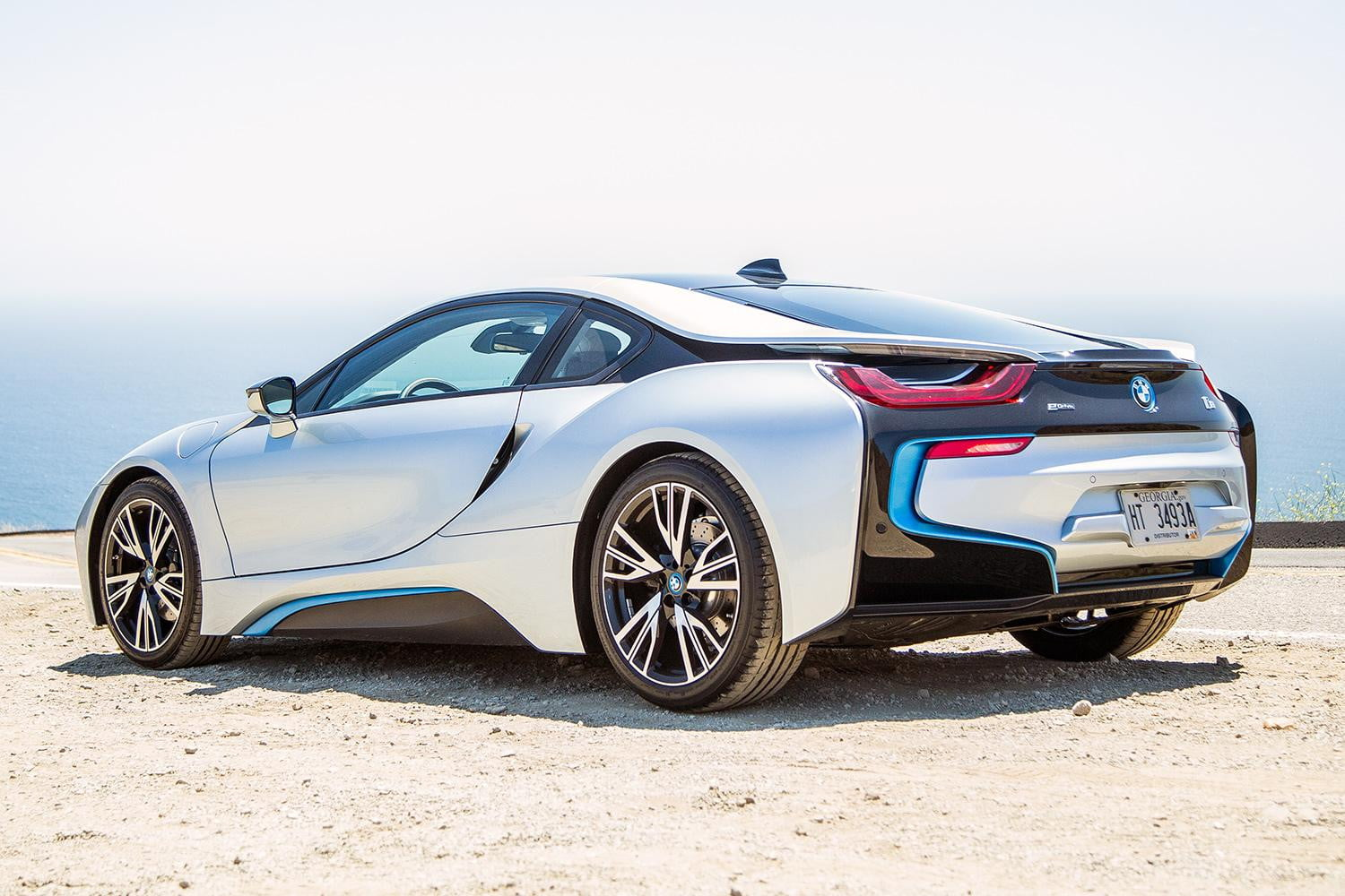 First Drive 2015 Bmw I8 Digital Trends