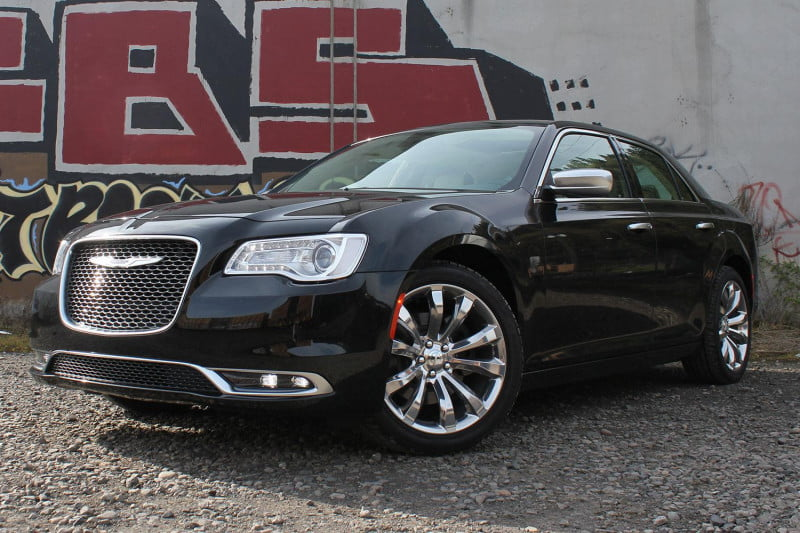 2015 Chrysler 300S Preview / Test Drive