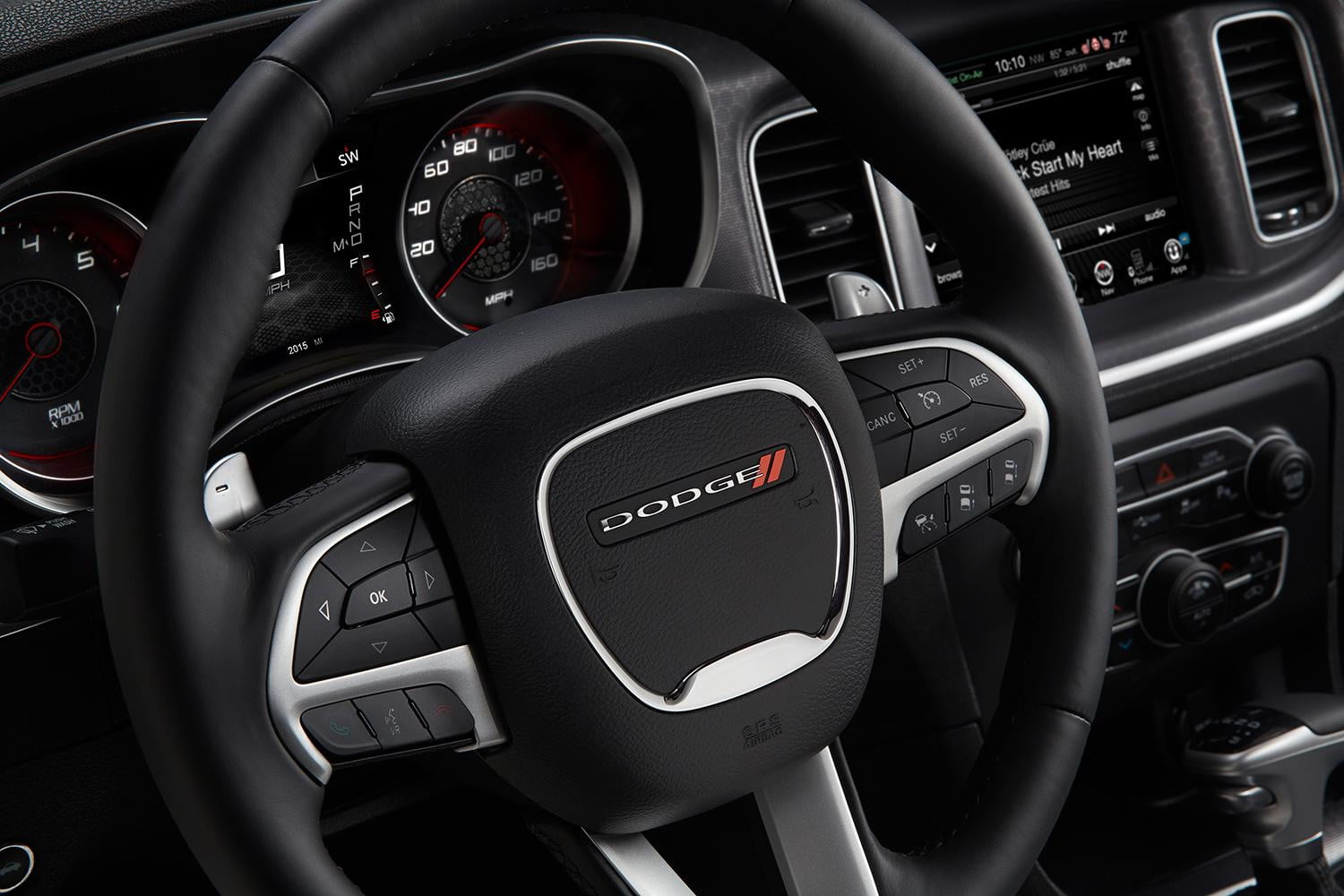 first drive 2015 dodge srt charger hellcat digital trends. Black Bedroom Furniture Sets. Home Design Ideas