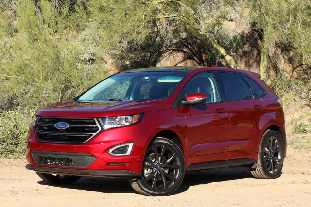 2015 ford edge sport first drive review | digital trends