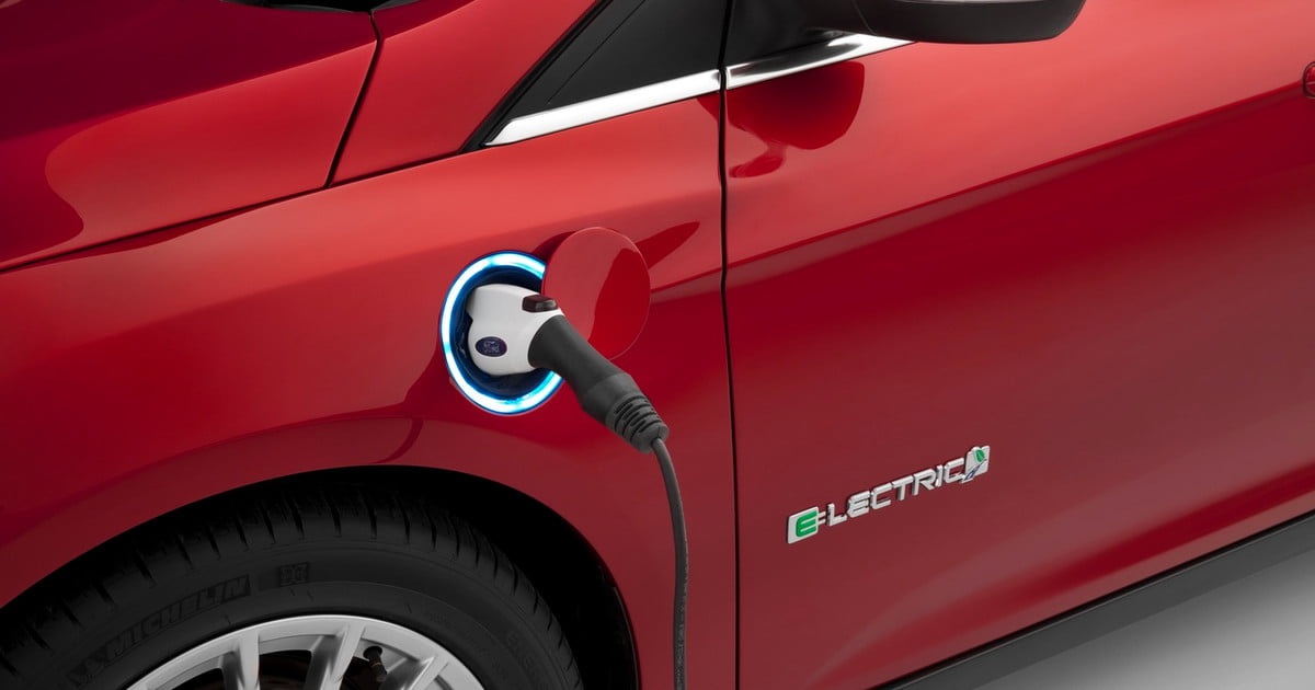 Ford S All Electric 200 Mile Range Model E Due Spring 2019 Digital Trends