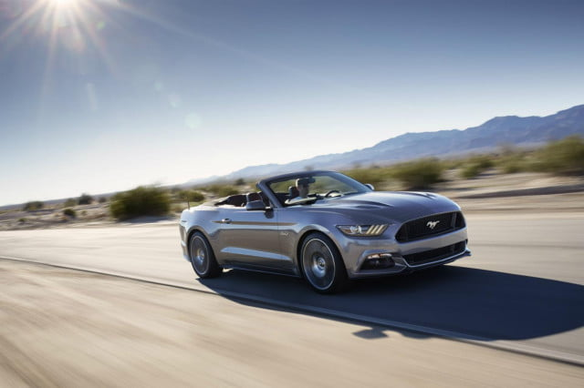 2015 Ford Mustang 5