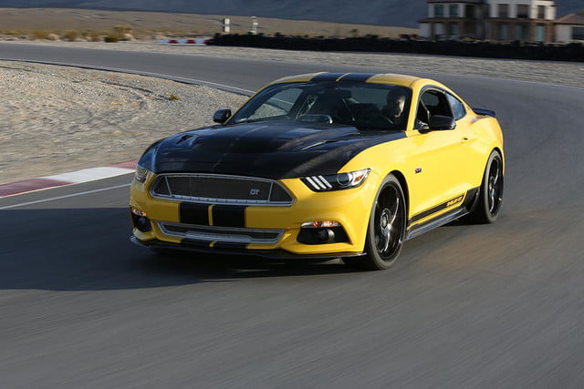 2015 Ford Shelby GT Mustang
