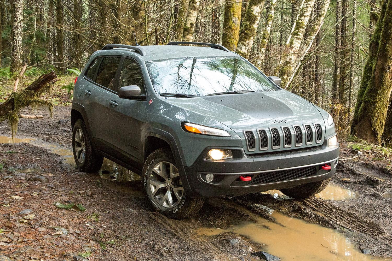 2015 jeep cherokee trailhawk review | digital trends