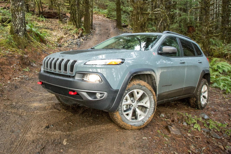 2015 Jeep Cherokee Trailhawk Review Digital Trends