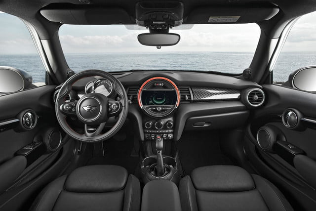 mini anymore new cooper offered four doors 2015 4