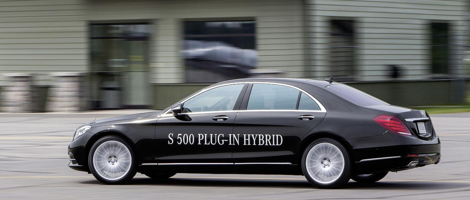 Mercedes Benz S Cl Electric 2017 S500 Plug In Hybrid 2