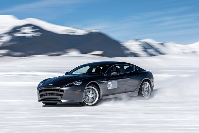 2016 aston martin on ice first drive 02 am rapide