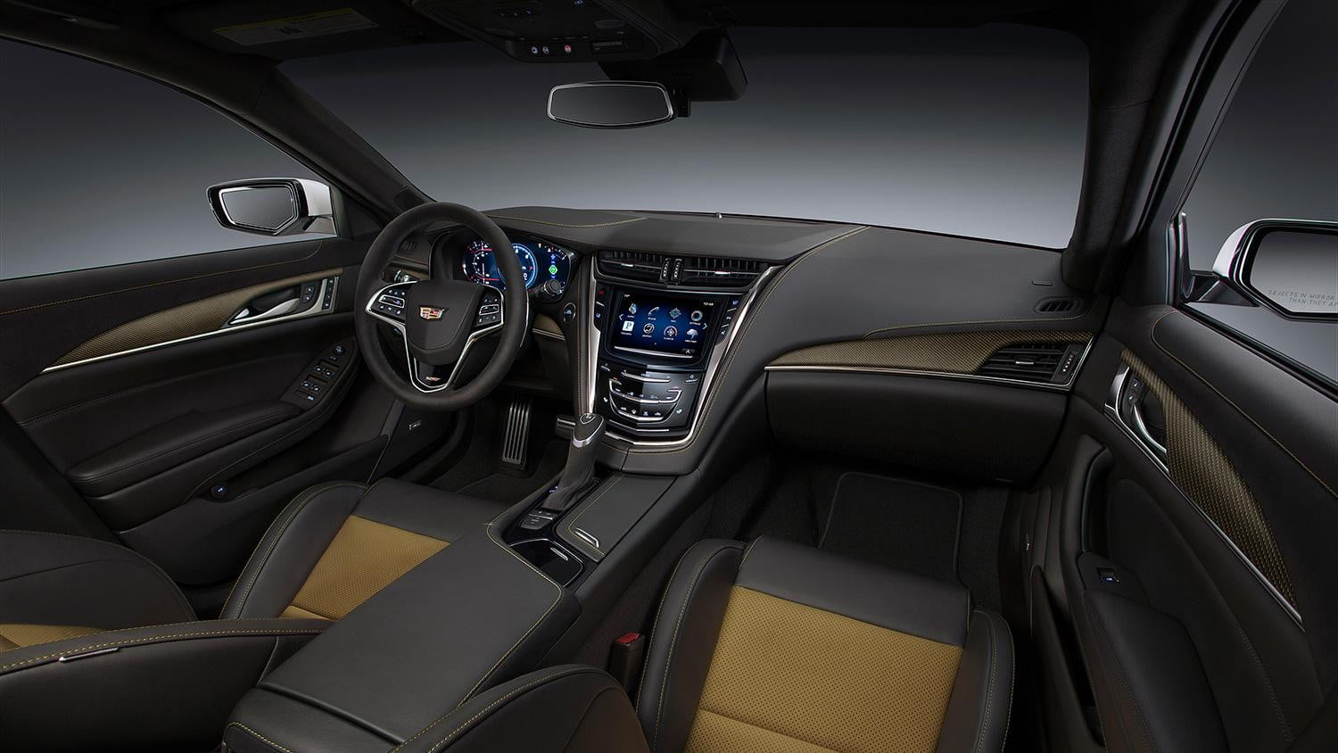 2016 Cadillac CTS-V | Official specs and pictures ...