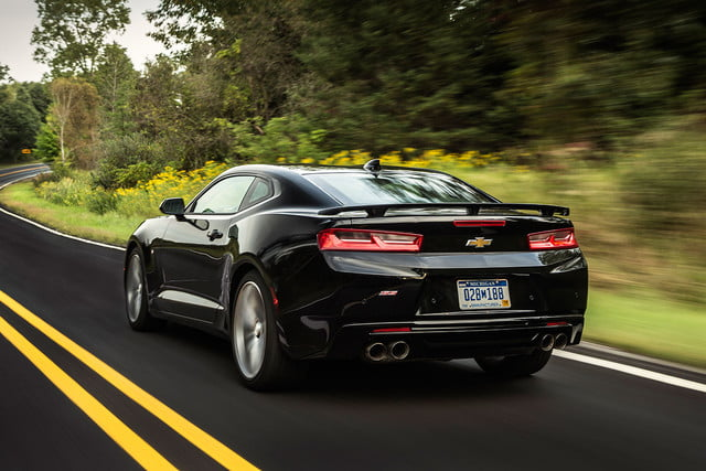 2016 Chevrolet Camaro | Performance specs | Digital Trends