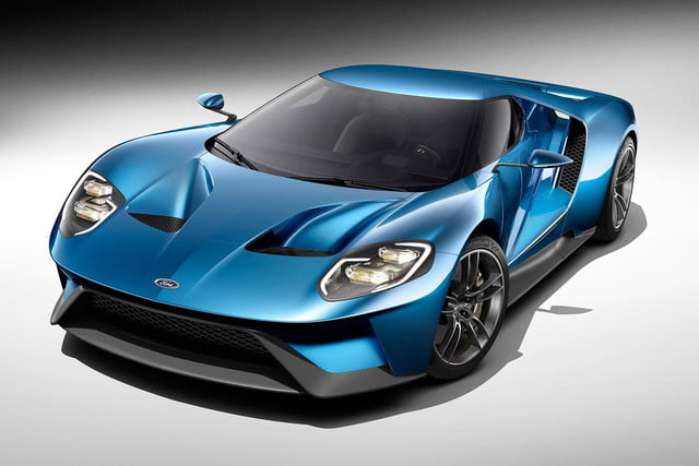 2017 Ford GT & Fordu0027s new GT has more lines of code than a Boeing jet airliner markmcfarlin.com