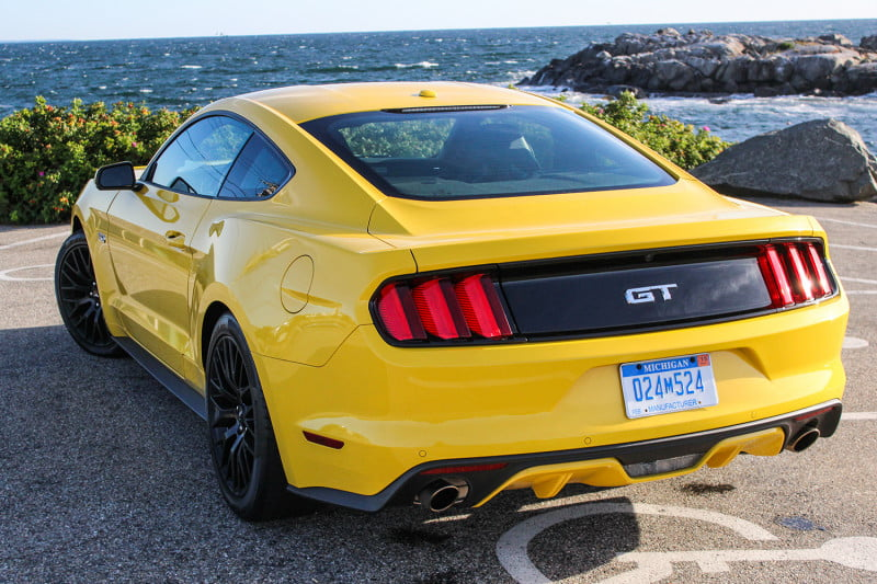 road tripping from ny to maine in a mustang gt is everything summer should be cetusnews. Black Bedroom Furniture Sets. Home Design Ideas