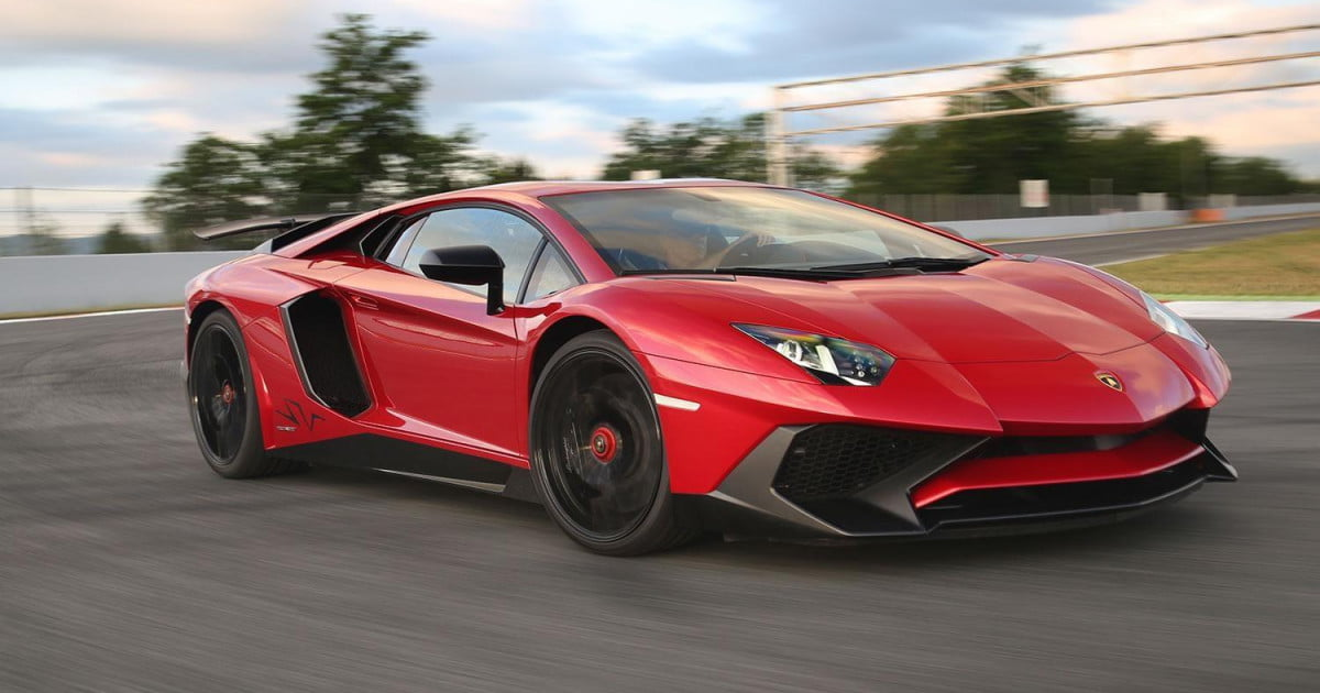 Lamborghini Aventador Sv Sold Out Pictures Specs News