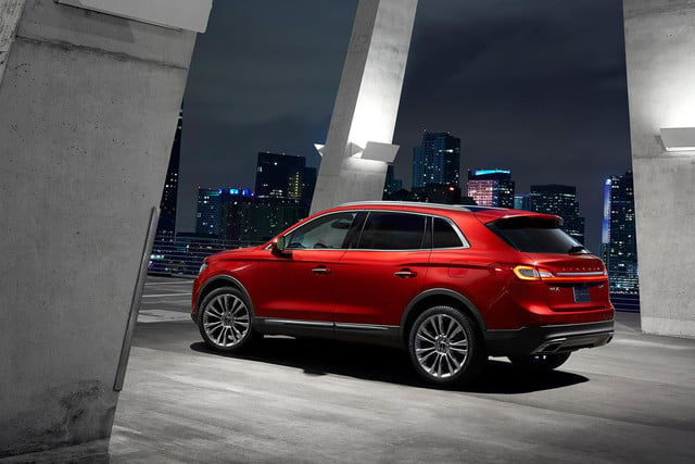 the new 2016 lincoln mkx photos and details 04