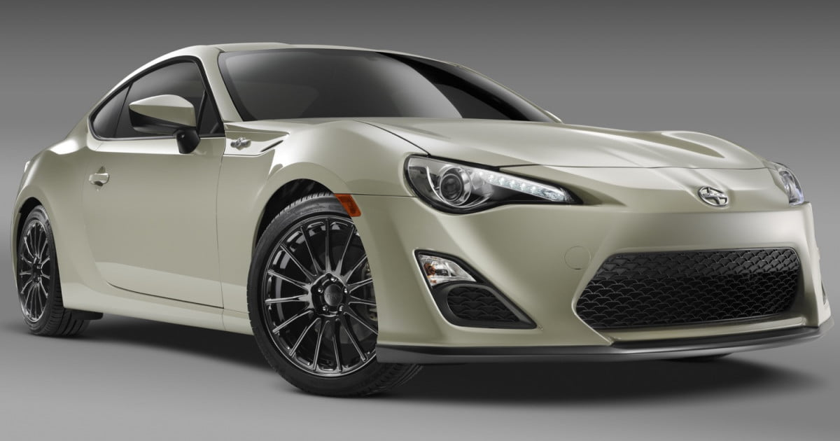2016 Scion Fr S Release Series 2 0 Photos Details Specs
