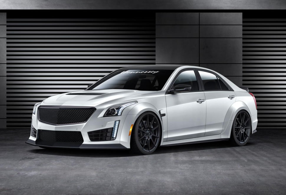 hennessey cadillac cts v wagon for sale autos post. Black Bedroom Furniture Sets. Home Design Ideas