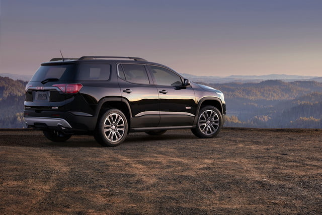 2017 GMC Acadia All Terrain