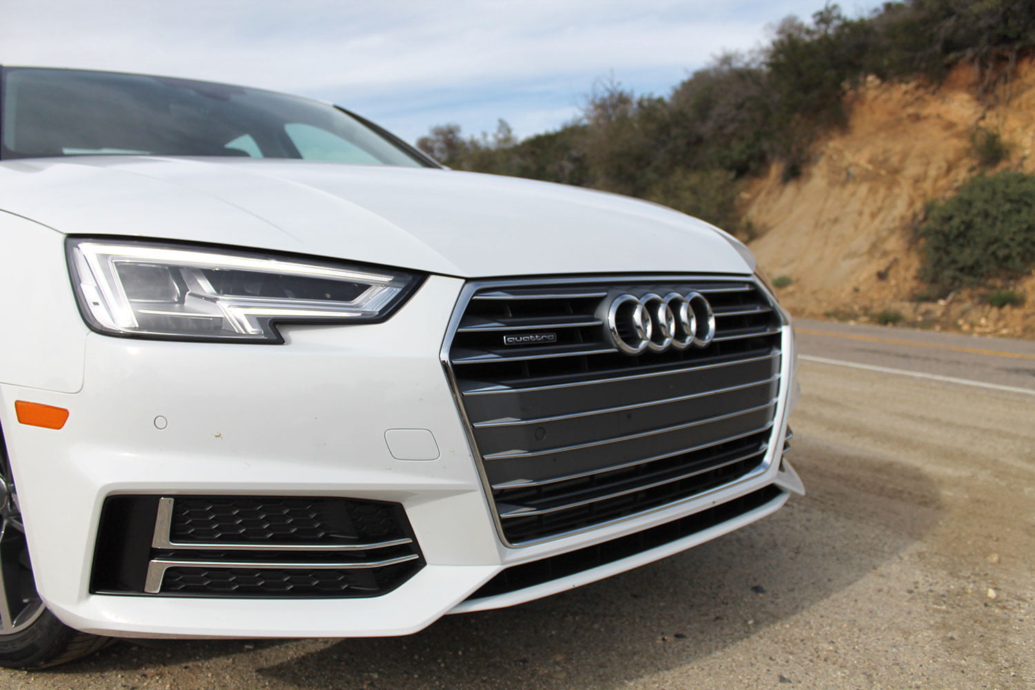 2017 Audi A4 First Drive   Pictures, Specs, Performance   Digital Trends