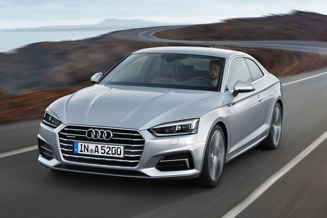 2017 Audi A5 News Pictures Specs Performance Coupe 008