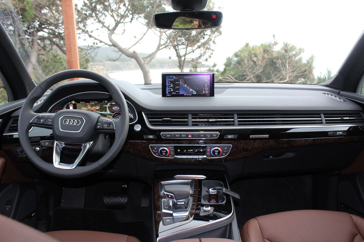 car test and audi review quattro placement instrumented driver tfsi reviews