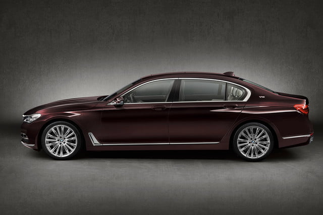 bmw is returning to its m car roots and ushering iperformance into the spotlight 2017 m760li xdrive 0029