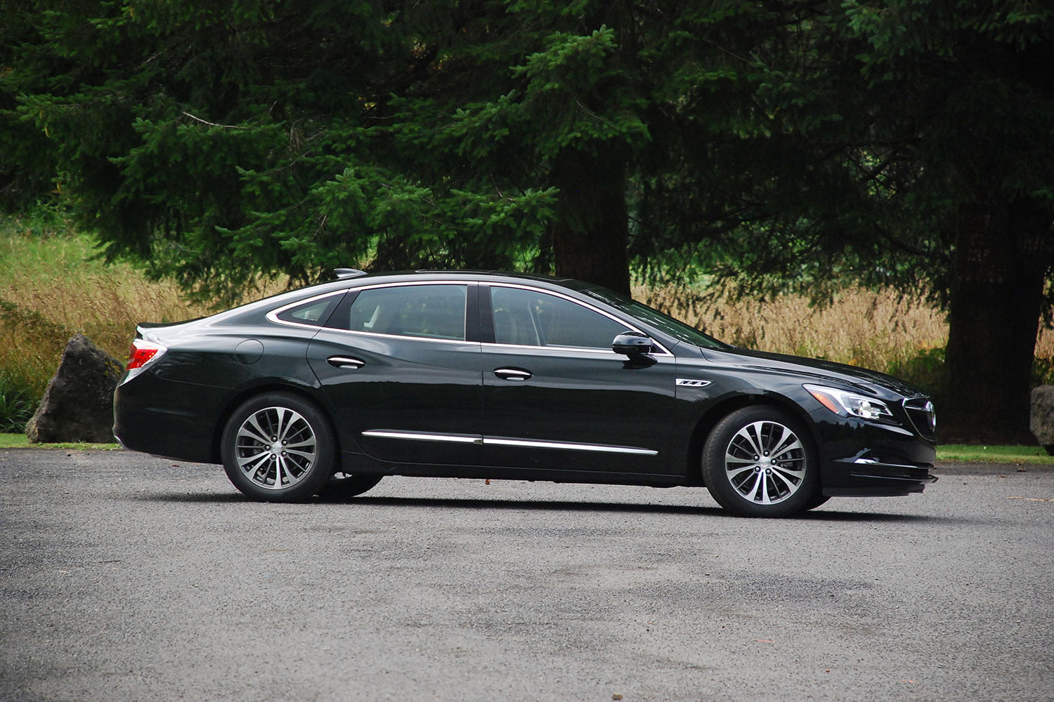 2017 Buick LaCrosse First Drive