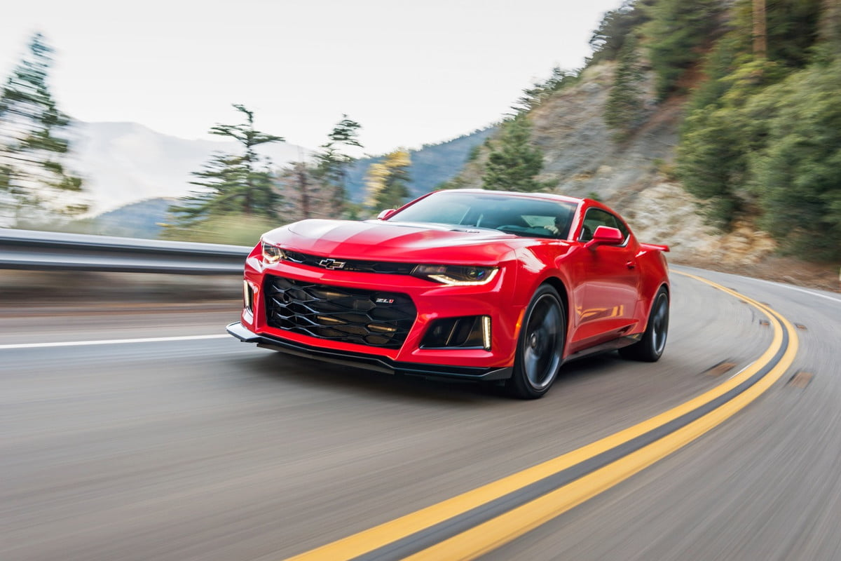 2017 chevrolet camaro zl1 top speed performance figures. Black Bedroom Furniture Sets. Home Design Ideas