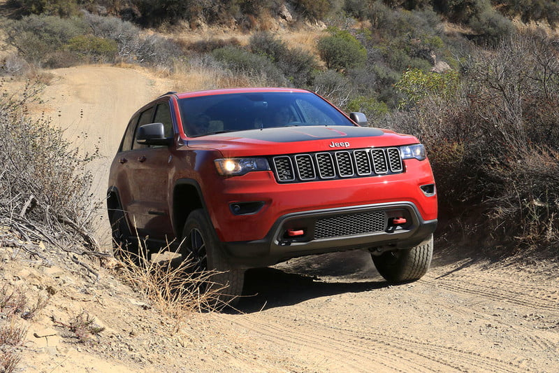 2017 Jeep Grand Cherokee Trailhawk Review  Digital Trends