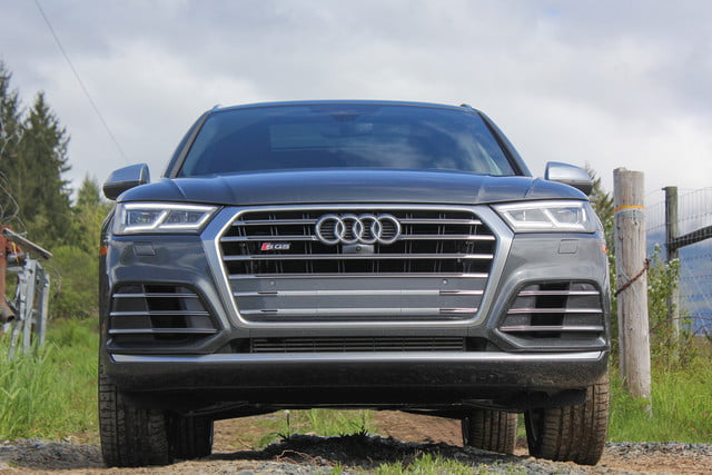 2018 audi sq5. unique sq5 2018 audi sq5 first drive review front full v2 throughout