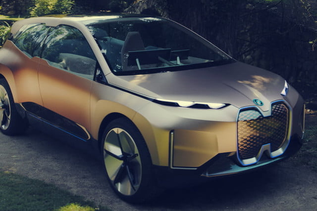 the bmw vision inext concept leaked before its official reveal 2018 leak  2