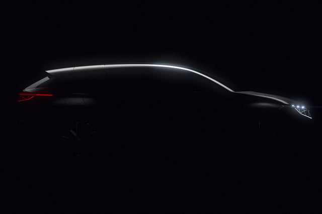chinese ev startup byton teases new electric suv for ces on january 7 2018  teasers 1