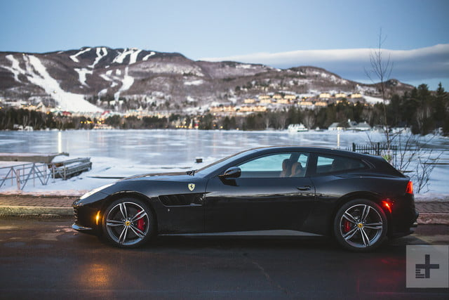 2018 Ferrari GTC4Lusso First Drive | Hero Shot 2