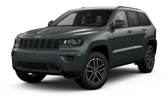 2018 Jeep Grand Cherokee Trailhawk >> 2018 Jeep Grand Cherokee | Pictures, Specs, Release Date
