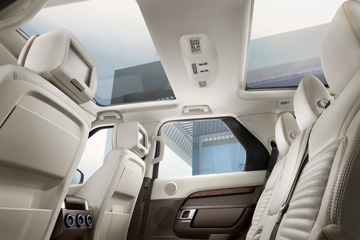2018 land rover discovery interior. contemporary discovery land rover discovery alex heslop interview 2018 0023 for interior