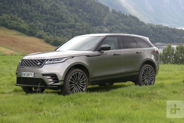 2018 Land Rover Range Rover Velar First Drive Review | Digital Trends
